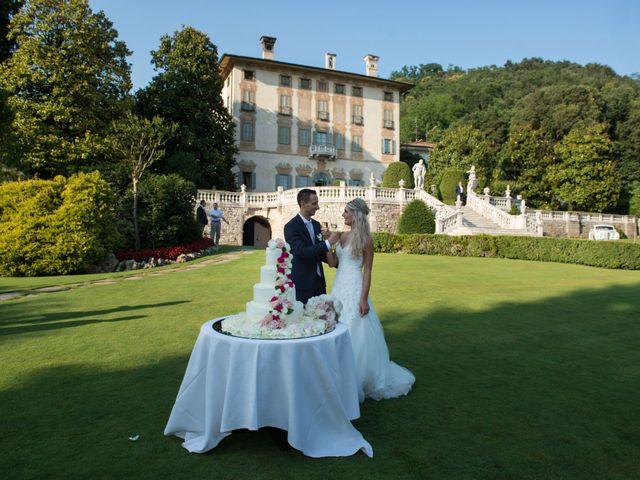 Il matrimonio di Sara e Diego a Trescore Balneario, Bergamo 80