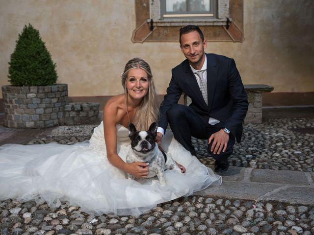 Il matrimonio di Sara e Diego a Trescore Balneario, Bergamo 85