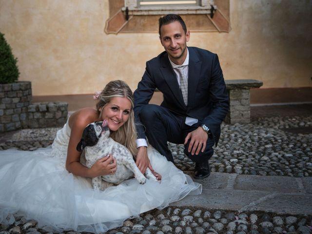 Il matrimonio di Sara e Diego a Trescore Balneario, Bergamo 86