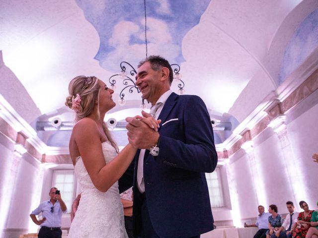 Il matrimonio di Sara e Diego a Trescore Balneario, Bergamo 89