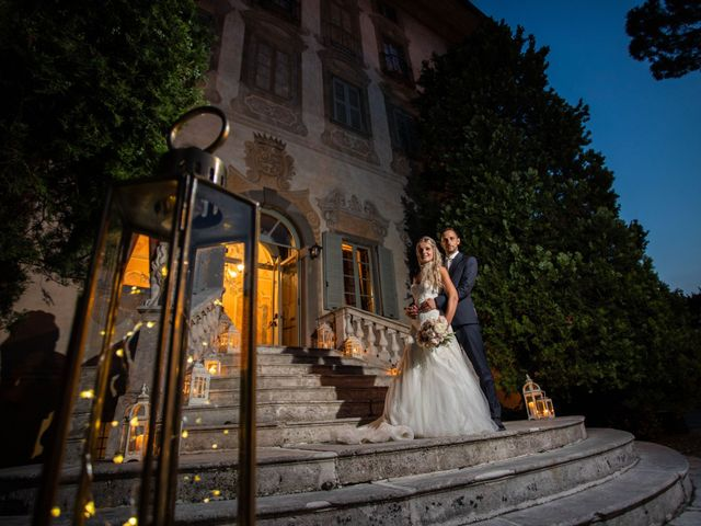 Il matrimonio di Sara e Diego a Trescore Balneario, Bergamo 98