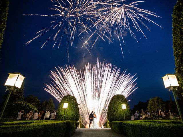 Il matrimonio di Sara e Diego a Trescore Balneario, Bergamo 102