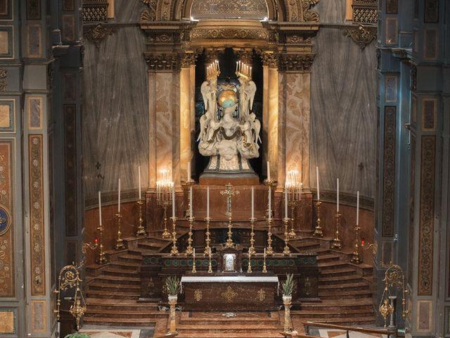 Il matrimonio di Matteo e Marialaura a Roma, Roma 14