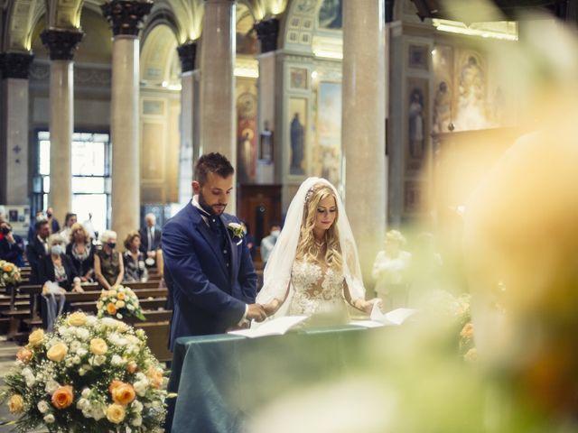 Il matrimonio di Matteo e Marialaura a Roma, Roma 15