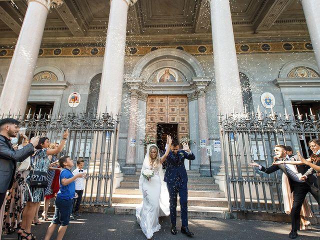 Il matrimonio di Matteo e Marialaura a Roma, Roma 16
