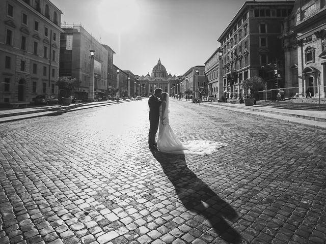 Il matrimonio di Matteo e Marialaura a Roma, Roma 17