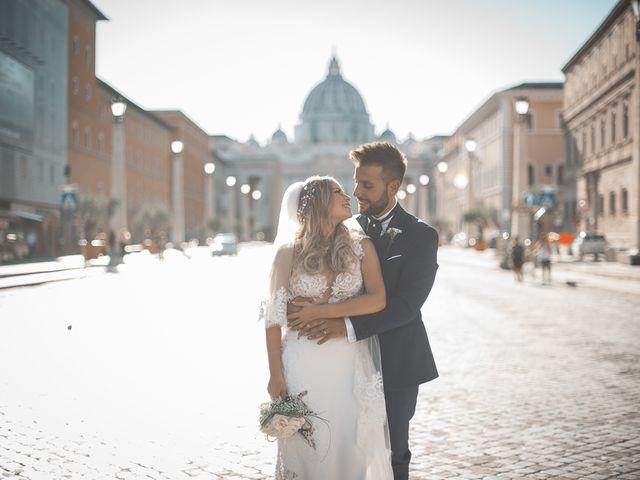 Il matrimonio di Matteo e Marialaura a Roma, Roma 18