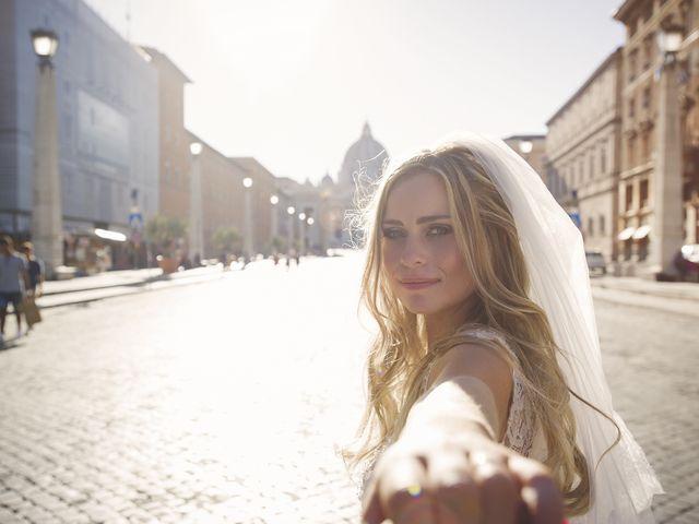 Il matrimonio di Matteo e Marialaura a Roma, Roma 20