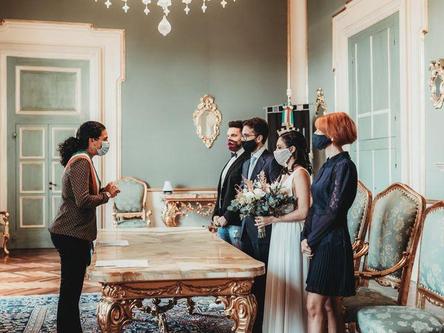 Il matrimonio di Christina e Luca a Cesena, Forlì-Cesena 7
