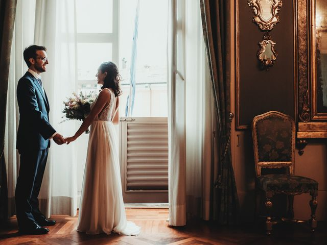 Il matrimonio di Christina e Luca a Cesena, Forlì-Cesena 15