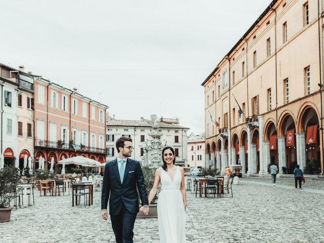 Il matrimonio di Christina e Luca a Cesena, Forlì-Cesena 21