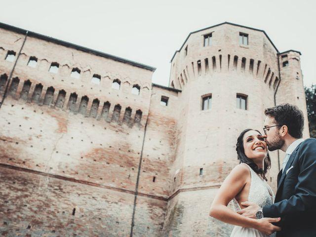 Il matrimonio di Christina e Luca a Cesena, Forlì-Cesena 1