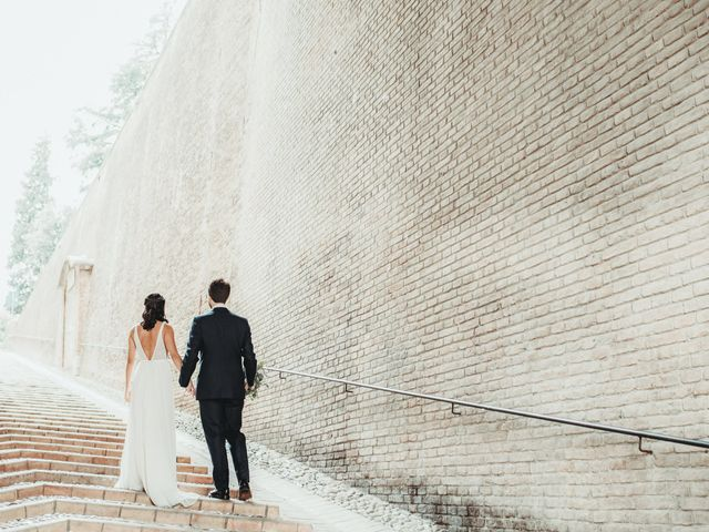 Il matrimonio di Christina e Luca a Cesena, Forlì-Cesena 24