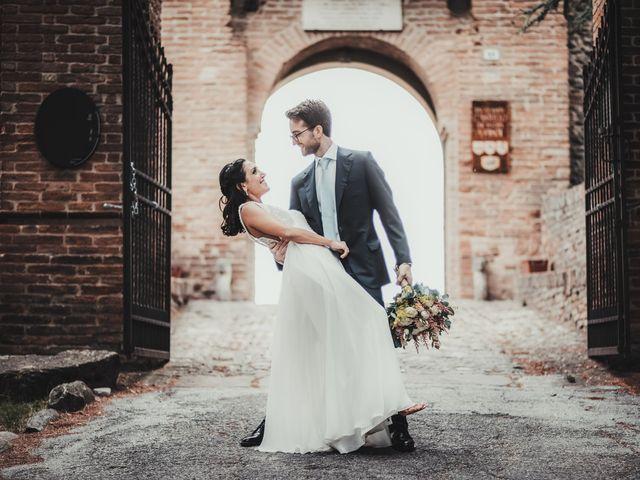 Le nozze di Luca e Christina