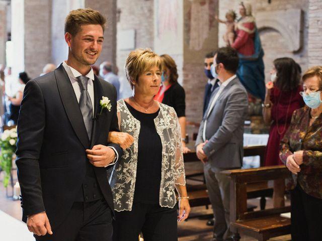 Il matrimonio di Matteo e Caterina a Bagnacavallo, Ravenna 30