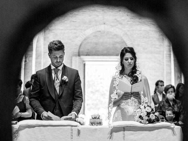 Il matrimonio di Matteo e Caterina a Bagnacavallo, Ravenna 36