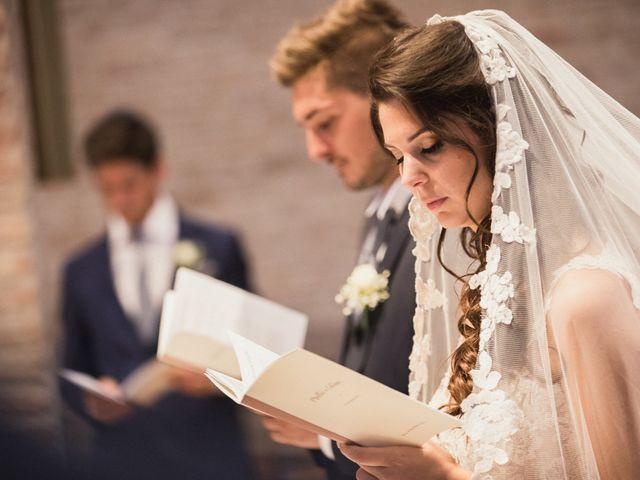 Il matrimonio di Matteo e Caterina a Bagnacavallo, Ravenna 37