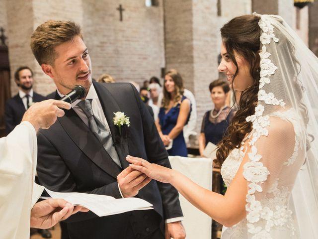Il matrimonio di Matteo e Caterina a Bagnacavallo, Ravenna 38