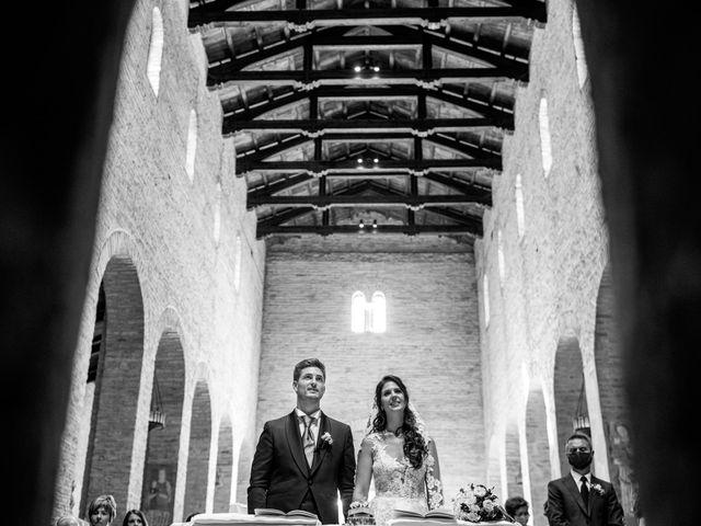 Il matrimonio di Matteo e Caterina a Bagnacavallo, Ravenna 42