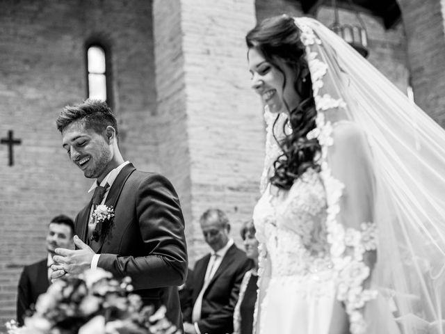 Il matrimonio di Matteo e Caterina a Bagnacavallo, Ravenna 44