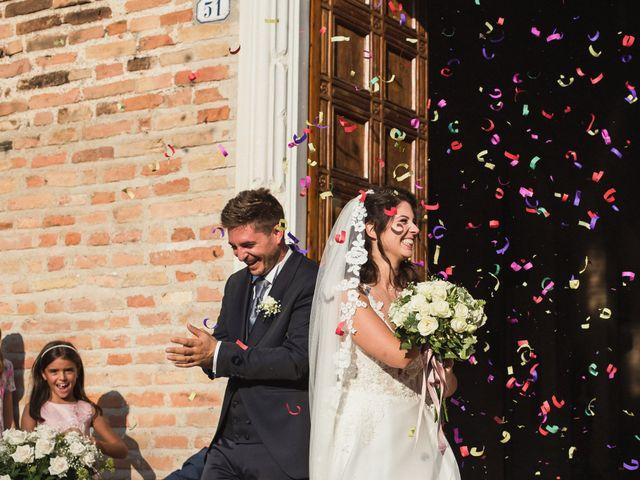 Il matrimonio di Matteo e Caterina a Bagnacavallo, Ravenna 48