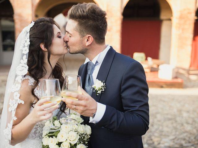 Il matrimonio di Matteo e Caterina a Bagnacavallo, Ravenna 50