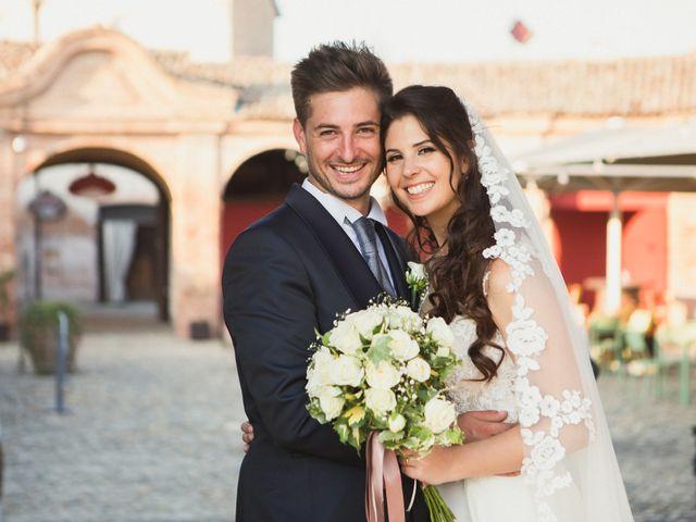 Il matrimonio di Matteo e Caterina a Bagnacavallo, Ravenna 54