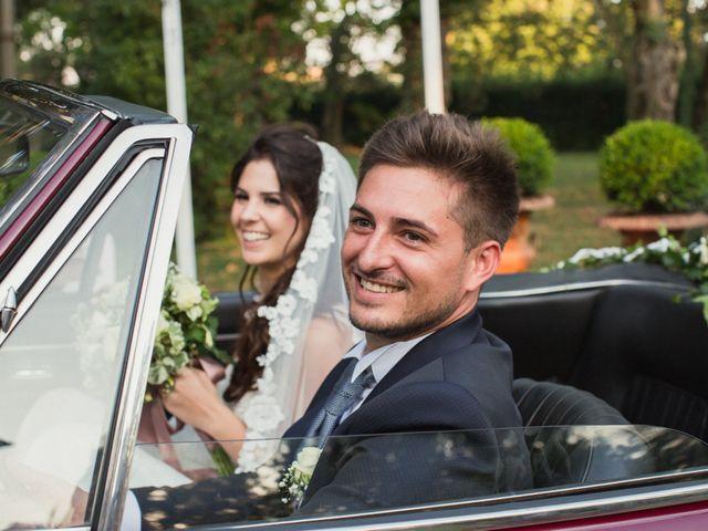 Il matrimonio di Matteo e Caterina a Bagnacavallo, Ravenna 55