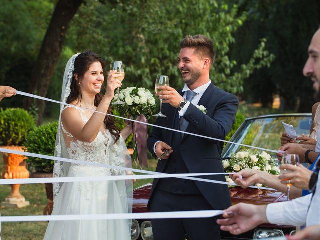 Il matrimonio di Matteo e Caterina a Bagnacavallo, Ravenna 56