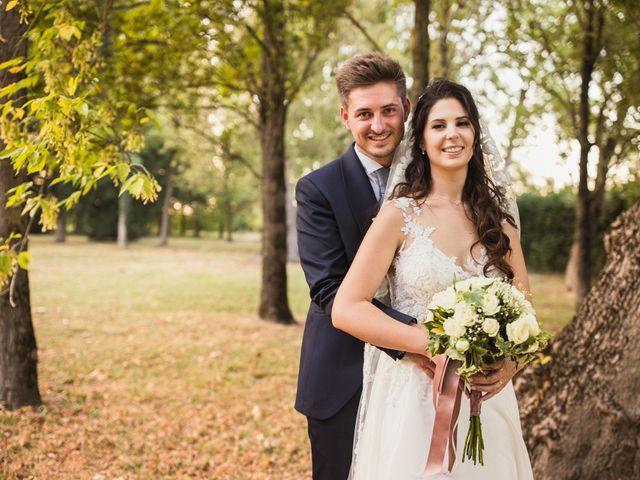 Il matrimonio di Matteo e Caterina a Bagnacavallo, Ravenna 62