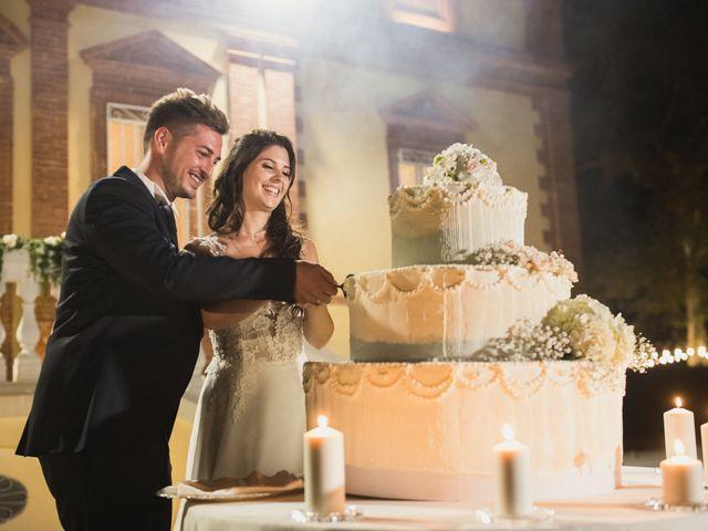 Il matrimonio di Matteo e Caterina a Bagnacavallo, Ravenna 90