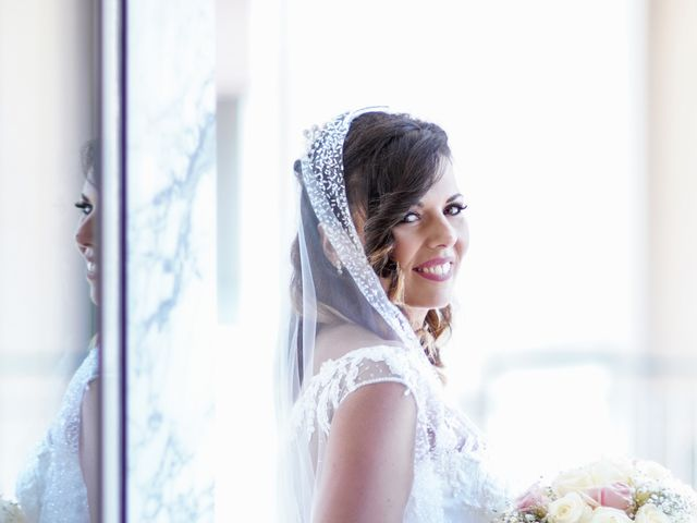 Il matrimonio di Giorgia e Lucio a Sorrento, Napoli 12