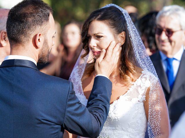 Il matrimonio di Giorgia e Lucio a Sorrento, Napoli 15
