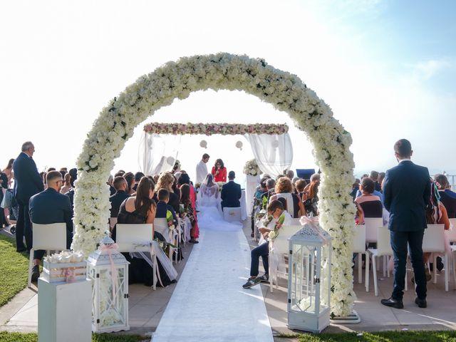 Il matrimonio di Giorgia e Lucio a Sorrento, Napoli 16