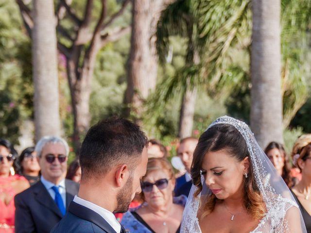 Il matrimonio di Giorgia e Lucio a Sorrento, Napoli 19