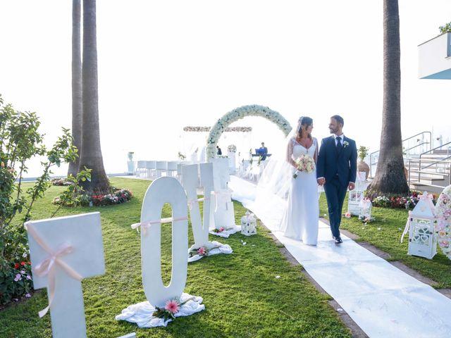 Il matrimonio di Giorgia e Lucio a Sorrento, Napoli 20