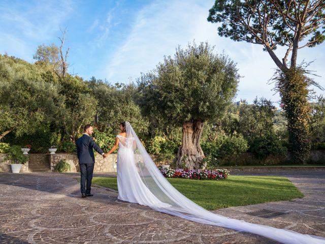 Il matrimonio di Giorgia e Lucio a Sorrento, Napoli 22