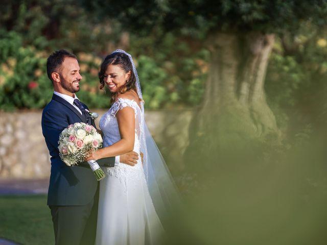 Il matrimonio di Giorgia e Lucio a Sorrento, Napoli 28
