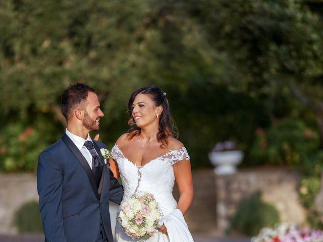 Il matrimonio di Giorgia e Lucio a Sorrento, Napoli 30