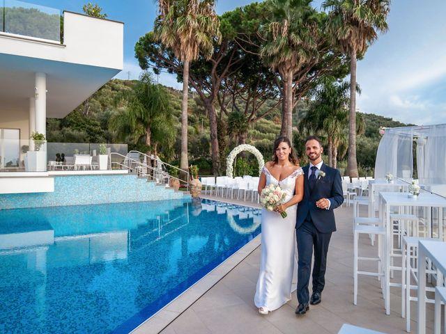 Il matrimonio di Giorgia e Lucio a Sorrento, Napoli 33