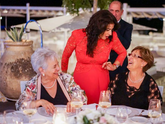 Il matrimonio di Giorgia e Lucio a Sorrento, Napoli 39