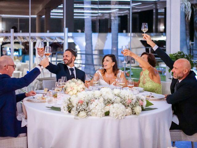 Il matrimonio di Giorgia e Lucio a Sorrento, Napoli 40
