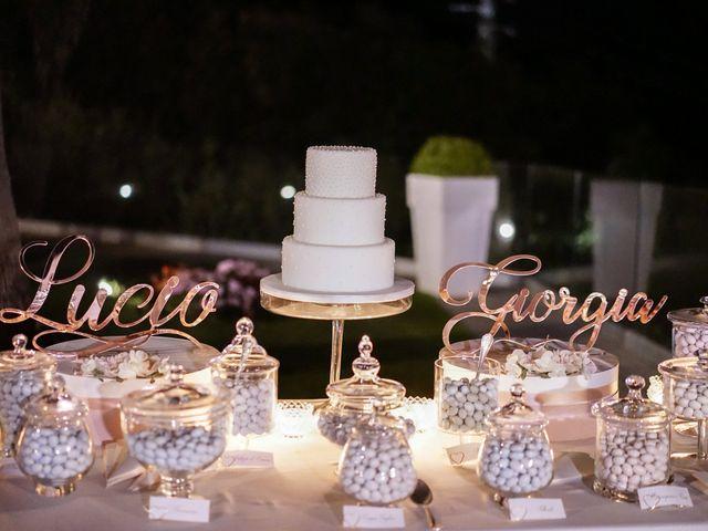 Il matrimonio di Giorgia e Lucio a Sorrento, Napoli 50