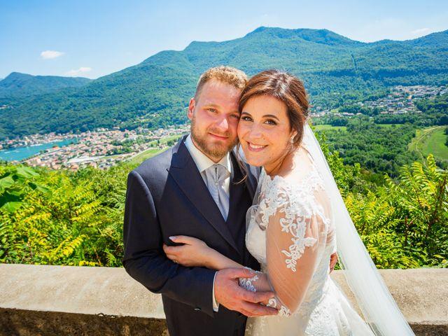 Le nozze di Irene e Thomas