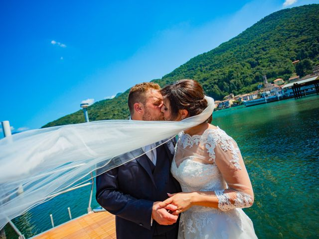 Il matrimonio di Thomas e Irene a Cuasso al Monte, Varese 1