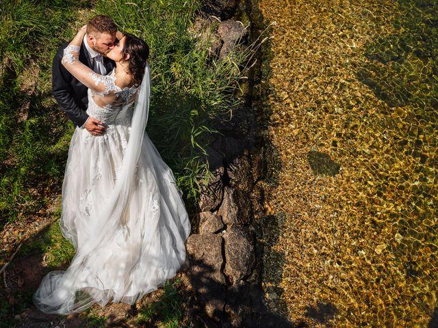 Il matrimonio di Thomas e Irene a Cuasso al Monte, Varese 2