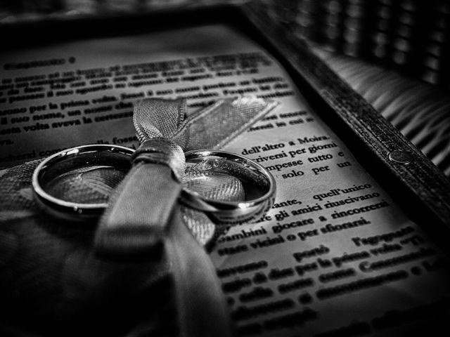 Il matrimonio di Thomas e Irene a Cuasso al Monte, Varese 11