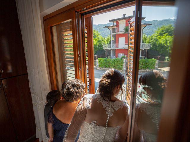 Il matrimonio di Thomas e Irene a Cuasso al Monte, Varese 25