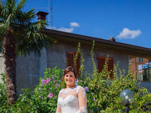 Il matrimonio di Thomas e Irene a Cuasso al Monte, Varese 28