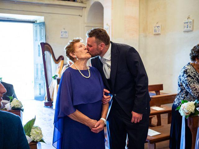 Il matrimonio di Thomas e Irene a Cuasso al Monte, Varese 31